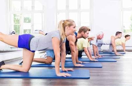 Mejor vida a los que realizan actividad física!