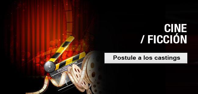 cine postule a los castings